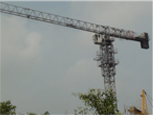 Topless Tower Crane
